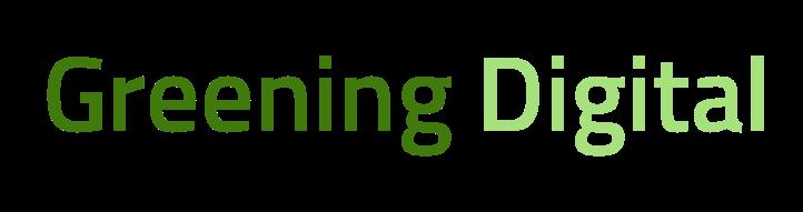 Greening Digital